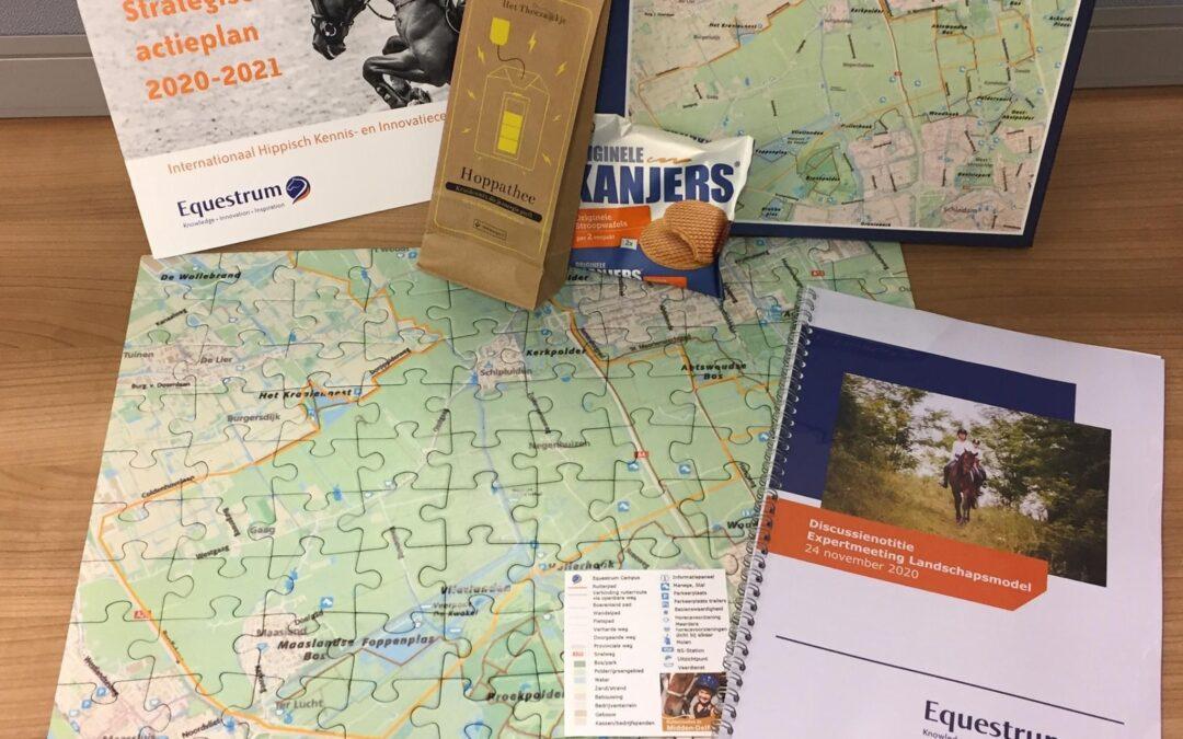 RSP organiseert inspirerende expertmeeting landschapsmodel